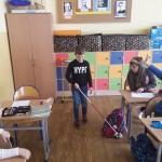 Zajęcia edukacyjno-integracyjne w klasie II