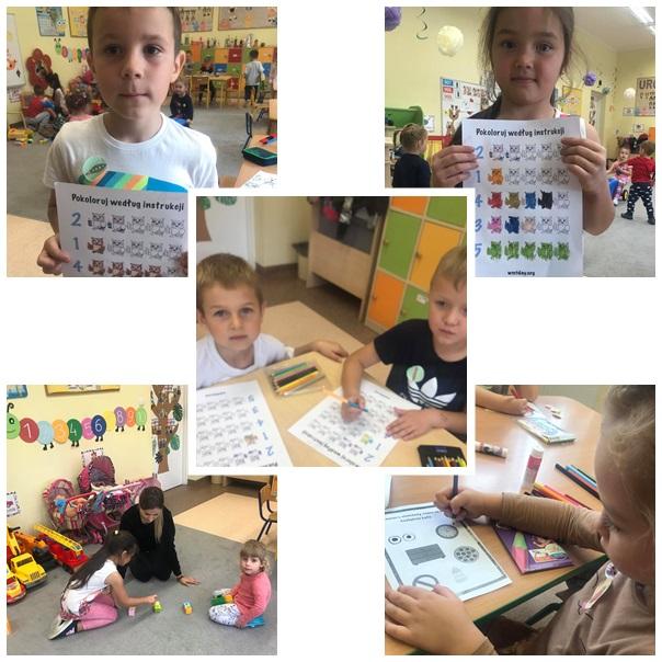 Światowy Dzień Tabliczki Mnożenia. Oddział przedszkolny i przedszkolaki świętują dzień tabliczki mnożenia