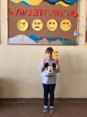 Walentynki w oddziale przedszkolnym
